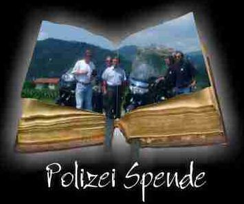 Polizeispende